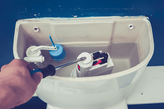 How to Fix Toilet Leaking from Tank