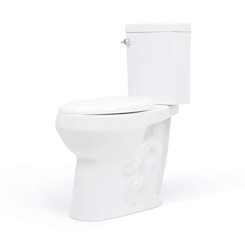 Convenient Height 20-inch Comfort Height Toilet