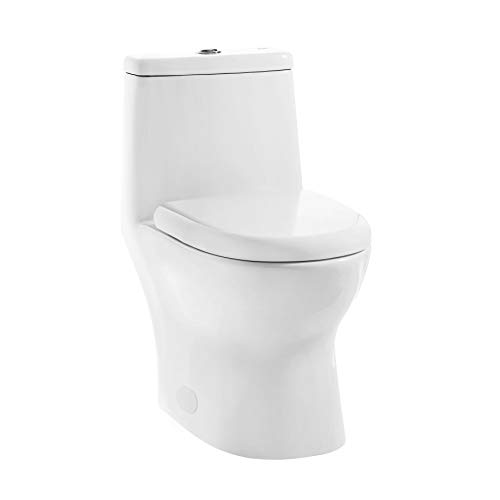 Swiss Madison SM-1T112 Ivy Dual Tornado Flush Toilet