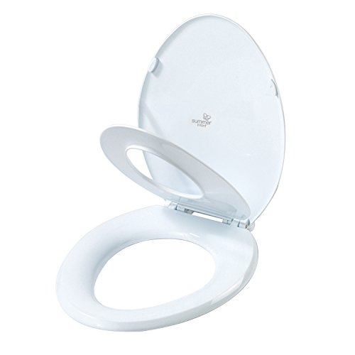 Summer Infant 2-in-1 Toilet Trainer (Oval)