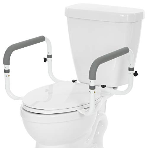 Vive Toilet Safety Rail