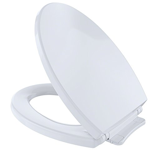 Toto SS114 01 SoftClose Elongated Toilet Seat