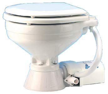 Jabsco 37010 Series Electric Marine Toilet