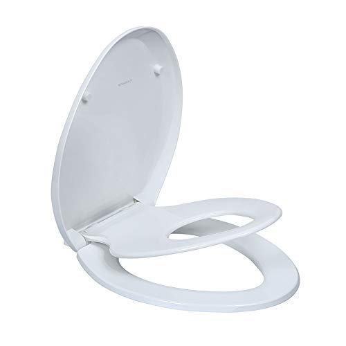 WSSROGY Elongated Toilet Seat