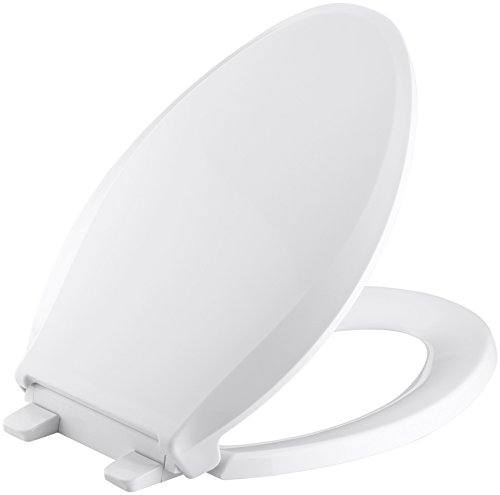 KOHLER K-4636-0 Cachet Elongated Toilet Seat