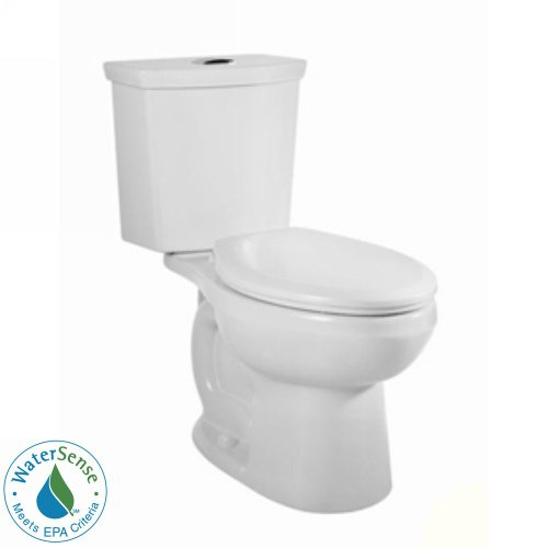 American Standard 2887.216.020 H2Option Siphonic Dual Flush Toilet