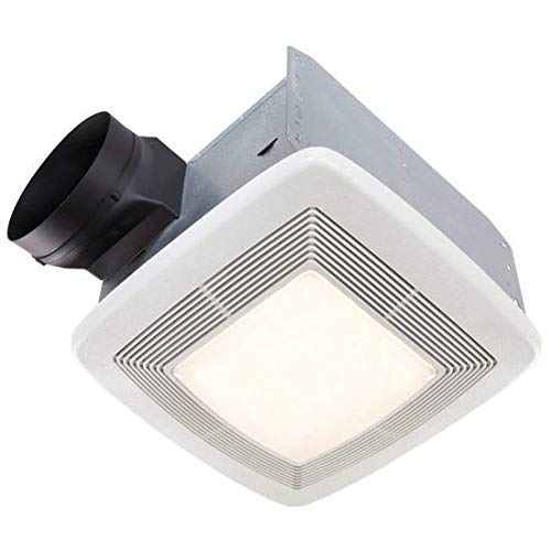 Broan QTXE110FLT Fluorescent Light Ultra Silent Bath Fan