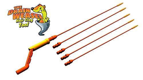 FlexiSnake Drain Weasel Sink Snake