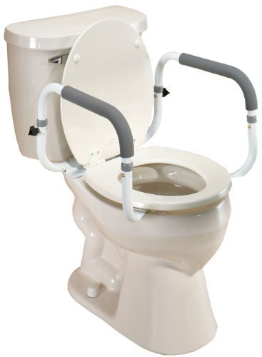 EasyComforts Toilet Safety Rails