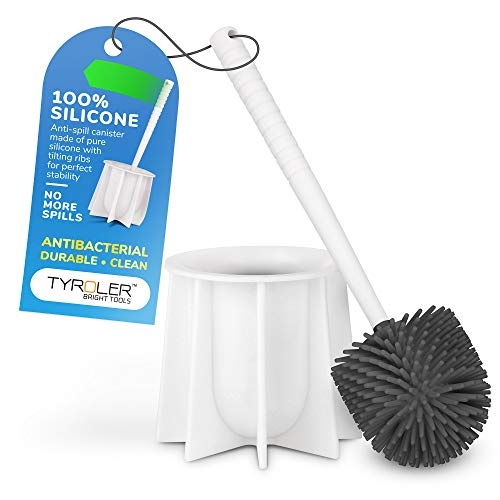 Tyroler Bright Tools Tyroler Toilet Brush Set