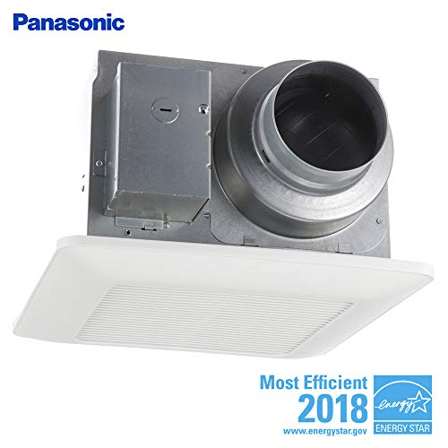 Panasonic FV-0511VQ1 WhisperCeiling DC Ventilation Fan
