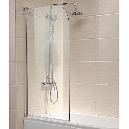 "Mecor 55""X31"" Bathtub Shower Door"