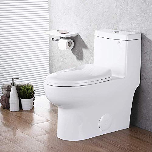 KES cUPC Comfort Height Modern Style Ceramic Toilet