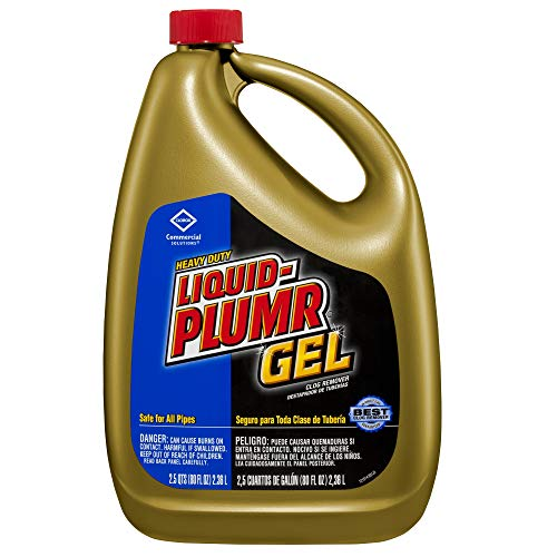 Liquid-Plumr Heavy-Duty Clog Remover