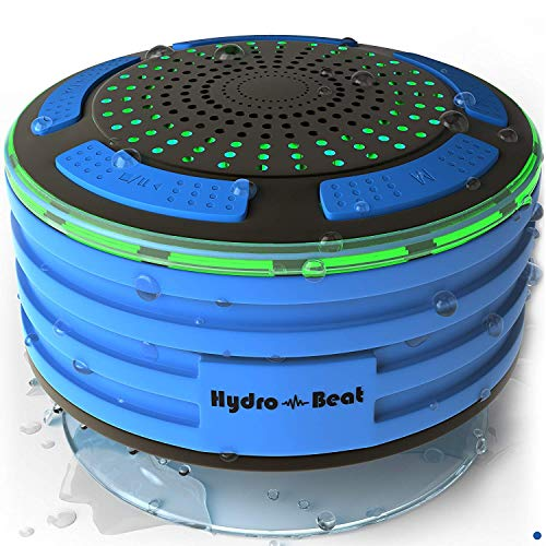 Hydro Beat Bluetooth Portable Waterproof Shower Radio