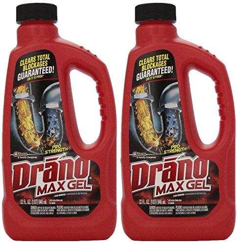 Drano 00117-2PK Max Clog Remover