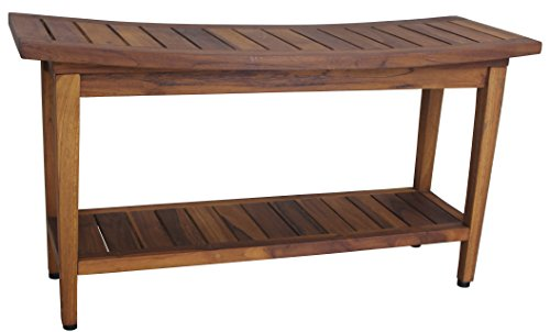 Aqua Teak Maluku Teak Shower Bench