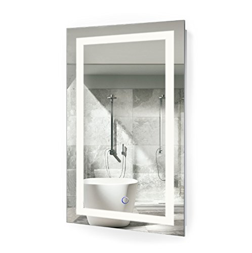 Krugg LED Bathroom Mirror
