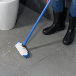 How To Clean Bathroom Floor Tiles