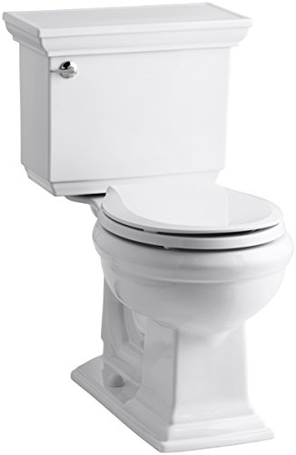 Kohler K-3933-0 Memoirs Comfort Height