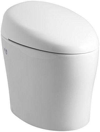 KOHLER K-4026-0 Karing Skirted One-Piece Elongated Toilet