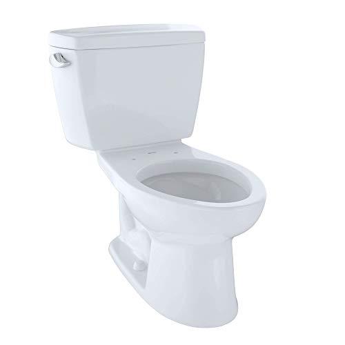 TOTO CST744SL#01 Drake 2-Piece Ada Toilet