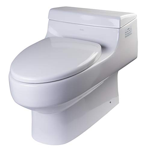 EAGO TB352 Ultra Low Single Flush Eco-Friendly Ceramic Toilet