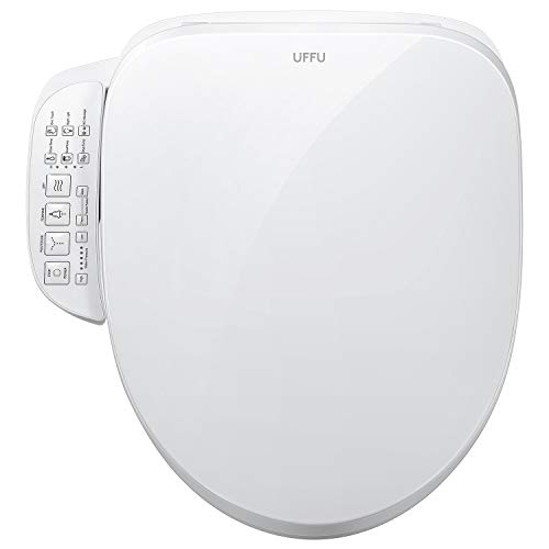 UFFU C200e Bidet Electric Toilet Seat with Control Panel