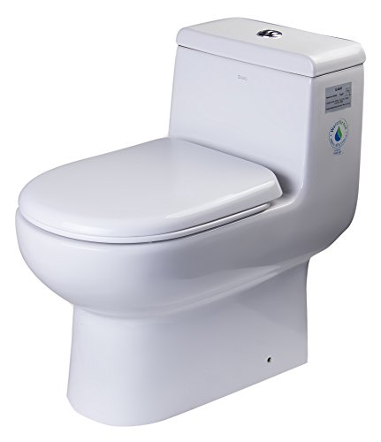 EAGO TB351 Dual Flush Eco-Friendly Ceramic Toilet