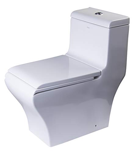 EAGO TB356 Dual Flush Eco-Friendly Ceramic Toilet