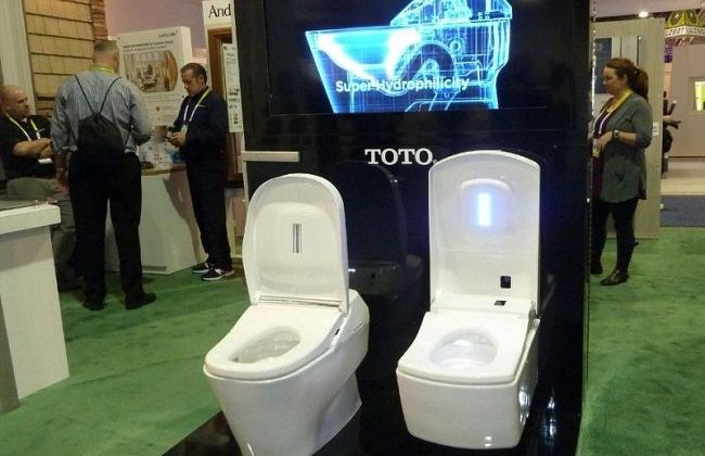 Best Self Cleaning Toilet