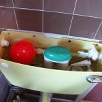 How To Remove Plastic Nuts From The Toilet Tank